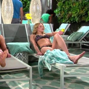 Hunter King Sweet Bikini Plot In The Young And The Restless