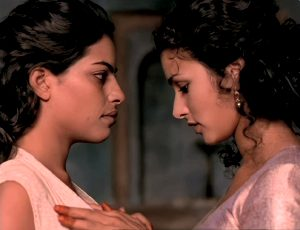 Indira Varma (from Game Of Thrones) & Sarita Choudhury (from Homeland) – Gorgeous Indian Lesbian Plot In 'Kama Sutra: A Tale Of Love'