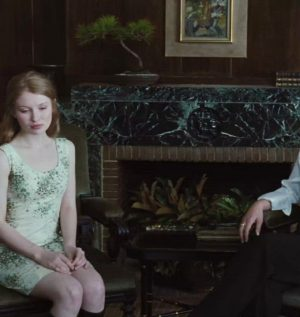 Inspecting Emily Browning's Body In Sleeping Beauty