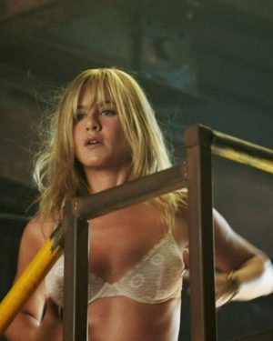 Jennifer Aniston Being A Hot Tease – We're The Millers