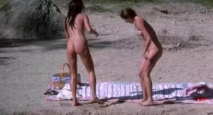 Jennifer Connelly Back And Front Plots In The Hot Spot