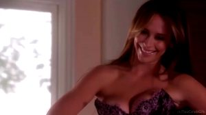 Jennifer Love Hewitt Taking Care Of The Clients In The Client List