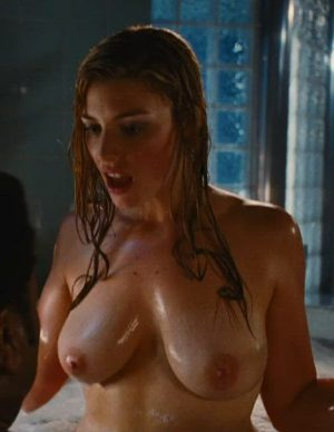 Jessica Pare's Huge Plots In Hot Tub Time Machine