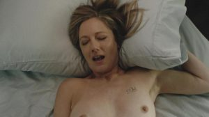 Judy Greer's Great Tits In 'Kidding'