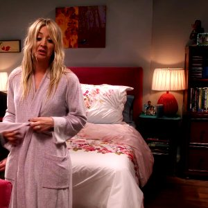 Kaley Cuoco Firm Plot In TBBT