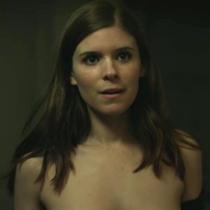 Kate Mara In House Of Cards. According To Kate She Did Not Use A Body Double.