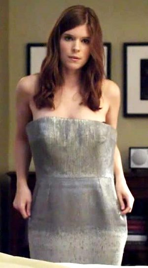 Kate Mara Showing Off Her Plot In 'House Of Cards'