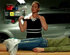 """Katherine Heigl Tight Plot In """"Home Sweet Hell"""""""