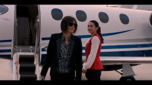 Katherine Moennig And Ashley Gallegos In The The L Word Generation Q S01E01