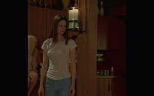 Katherine Waterston – So Fit In The Babysitters