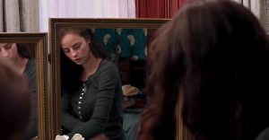 Kaya Scodelario Sexy Busty Bra Plots In 'The Truth About Emanuel'