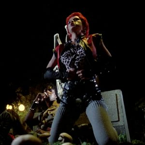 Linnea Quigley – The Return Of The Living Dead