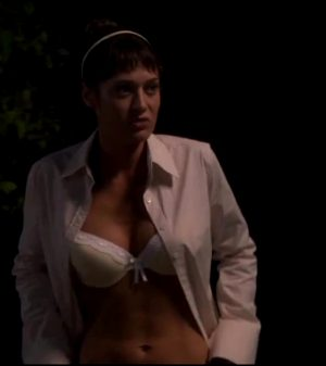 Lizzy Caplan Stripping In Party Down