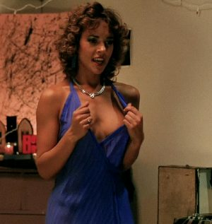 Michelle Bauer In Hollywood Chainsaw Hookers