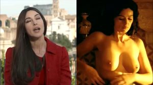 """Monica Bellucci """"Unknown Show"""" Anyone Know!?"""