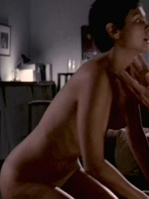 Morena Baccarin And Her Nude Debut In Death In Love