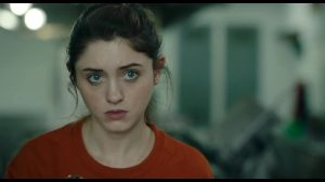Natalia Dyer Rubbing Her Plot And Getting Off