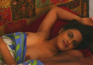 Neha Mahajan – Gorgeous Indian Tits In 'The Painted House'