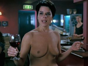 Neve Campbell In I Really Hate My Job