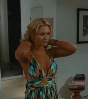 Nicky Whelan In Hall Pass