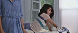 Nicole Pursell & Sarah Wharton In That's Not Us