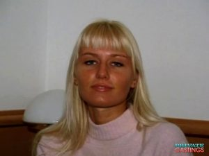 Perfect Teen Magdalena At Private Casting