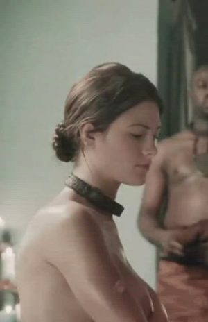 Pregnant Tits Laura Surrich Take In The Ass In Spartacus