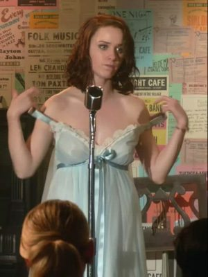 Rachel Brosnahan's Perfect Tits In The Marvelous Mrs. Maisel