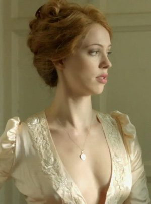 Rebecca Hall's Lovely Tits In 'Parade's End'