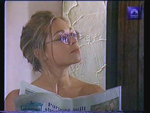Sarah Alexander In The Armstrong And Miller Show