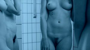 Shower Plot From The French Film Q