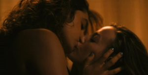 Stephanie Allynne And Sepideh Moafi Intense Plot In The L Word: Generation Q