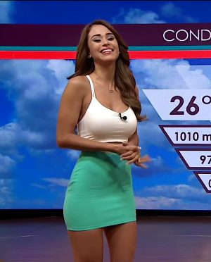 The Mexican Weather Channel Is The Only News Source I Trust These Days