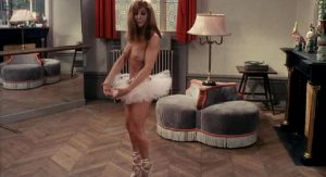 """Topless Ballet Plot With Sheila Steafel In """"Tropic Of Cancer"""""""