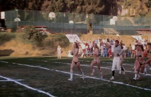 Topless Football Game- H.O.T.S.