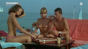 Valérie Kaprisky's Lengthy, Casual Toplessness In Year Of The Jellyfish (1984)