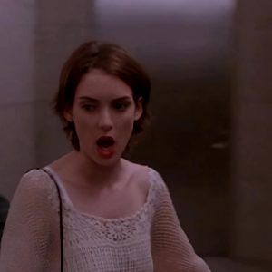 Winona Ryder Bra-less Bouncing Plots In Reality Bites
