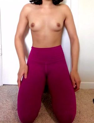 Would You Play With Small Boobs Like Mine?