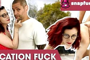 Cute Flora turns into a slut once she's naked! Snap-fuck.com