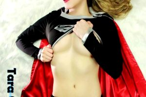 Dark Supergirl By Tara Cosplay