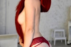 Implied Nude Rias Gremory ~ By Evenink_cosplay