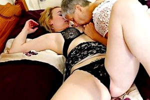 Kiana Kraze and Savana MILF Lesbian Sex