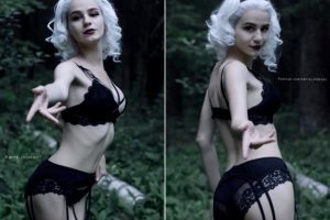 Will You Follow Sabrina To Lupercalia? By Kanra_cosplay